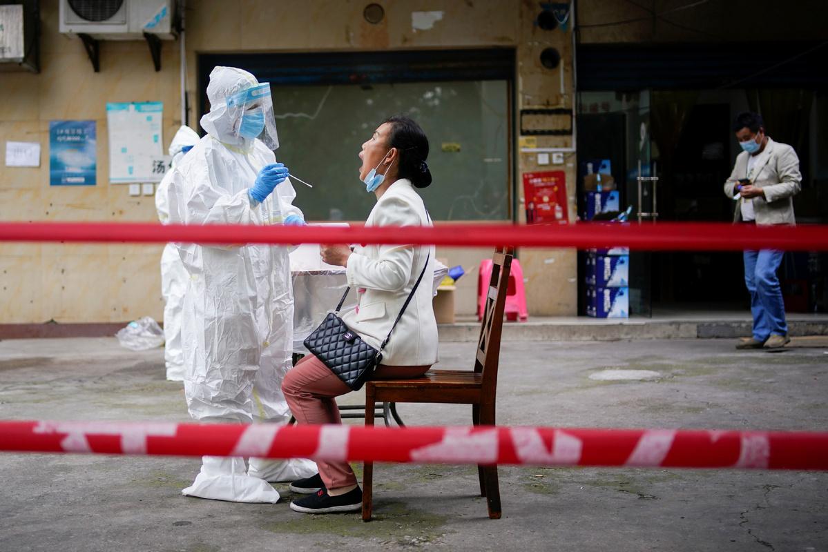 Hubei ramps up virus screening