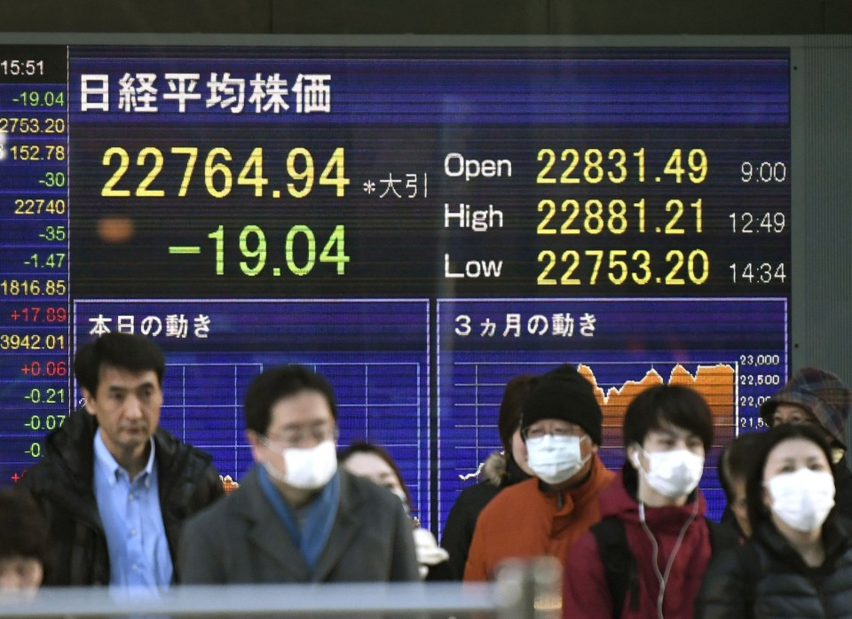 Tokyo stocks open higher on solid lead from Wall Street overnight