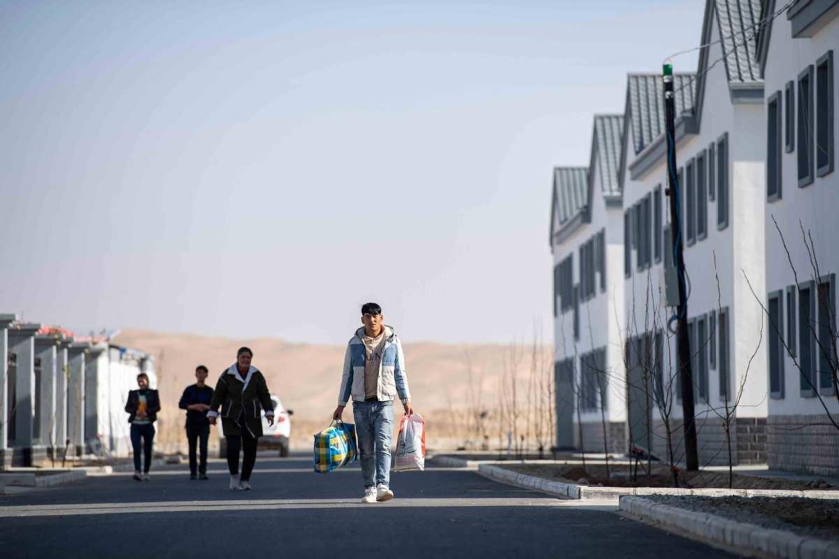 China's Xinjiang invests big to improve rural living environment