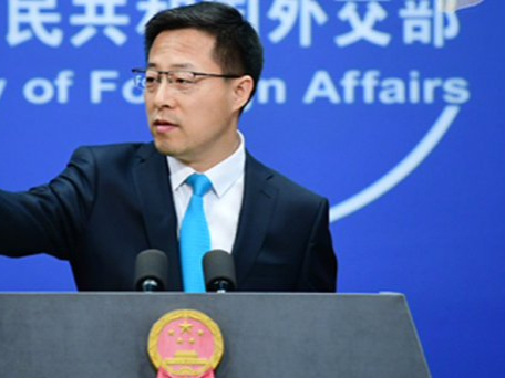 US scheme of holding back China's development 'bound to fail': FM spokesperson