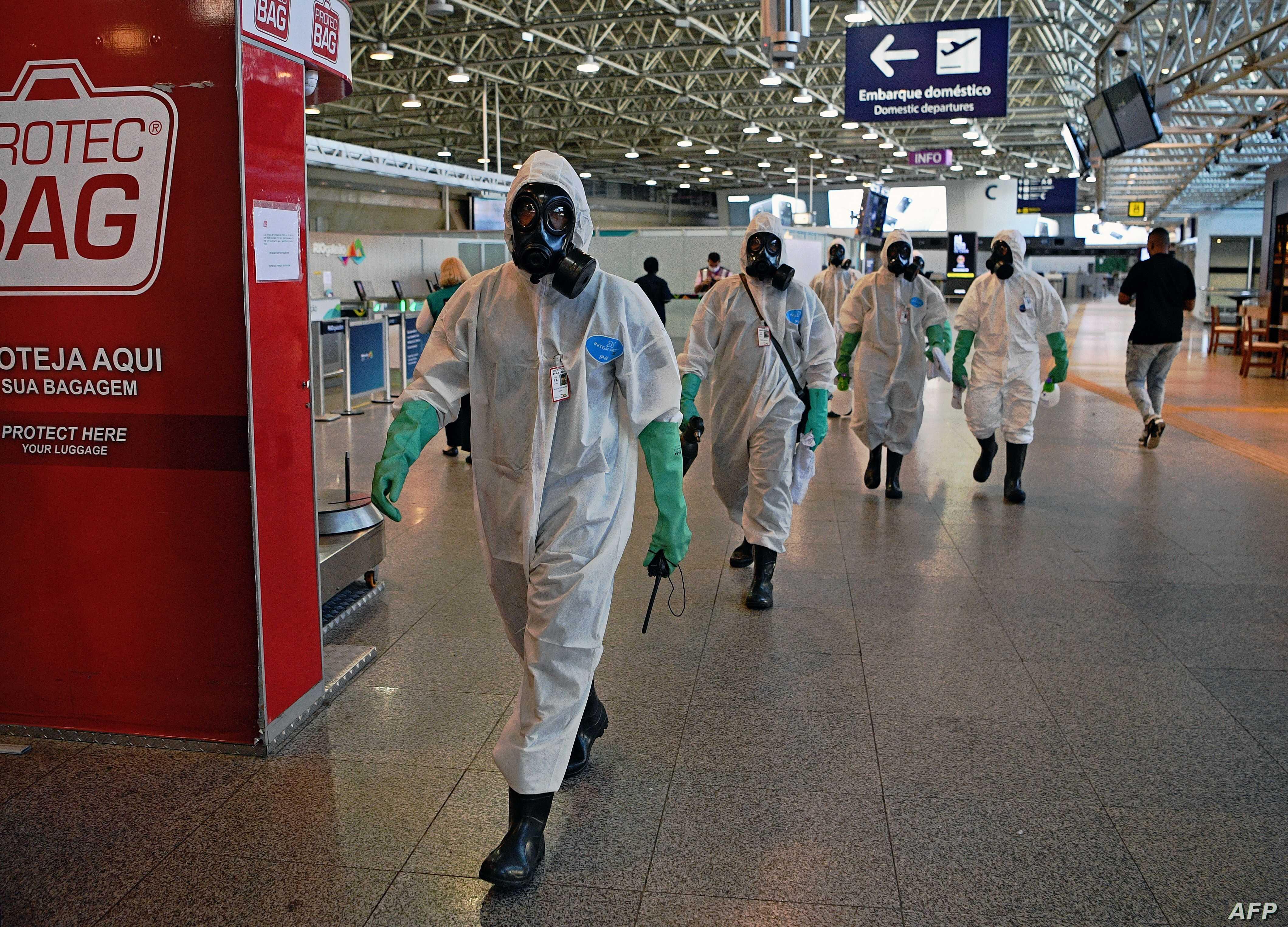 Brazil's COVID-19 death toll nears 30,000
