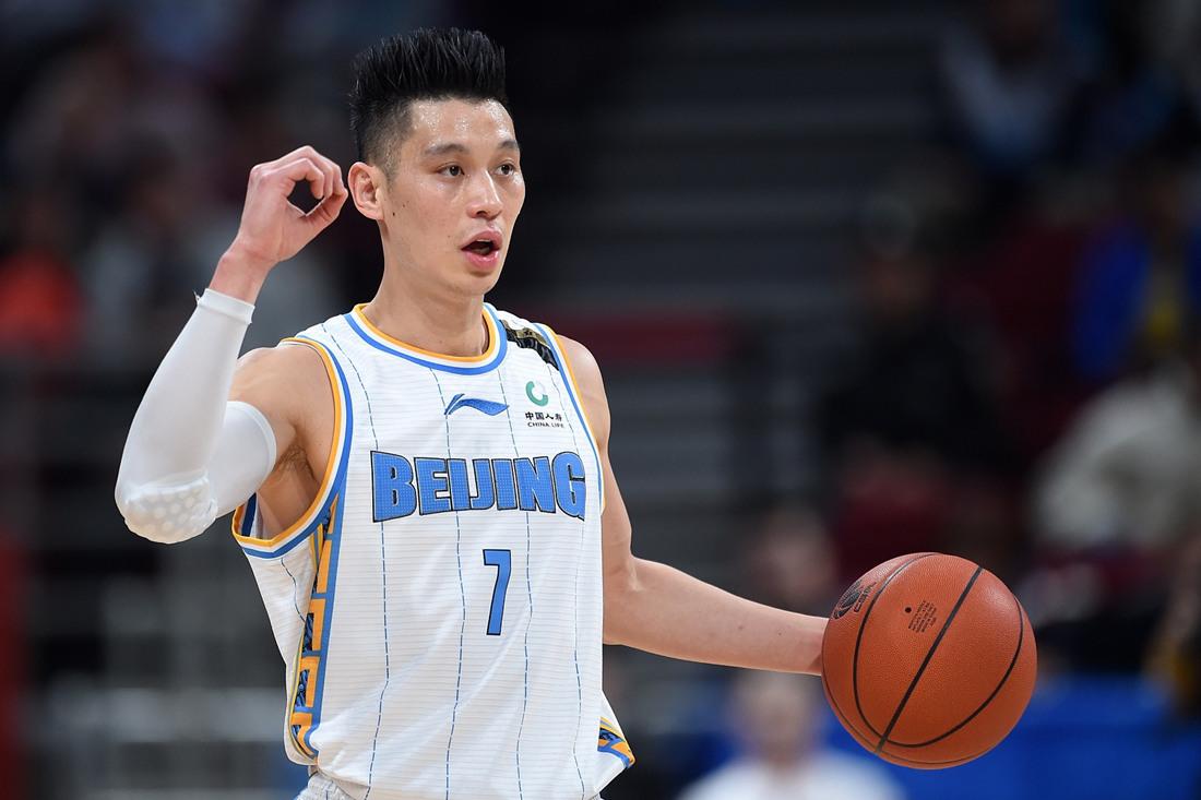 Jeremy Lin hopes CBA resumes soon