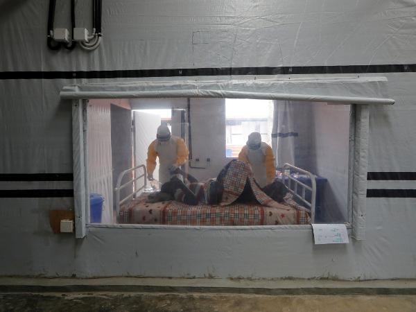 New Ebola outbreak hits DR Congo amid coronavirus, measles crises