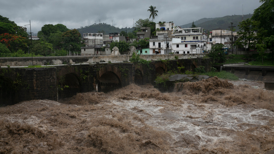 Tropical Storm Cristobal forms, flood threat for Mexico