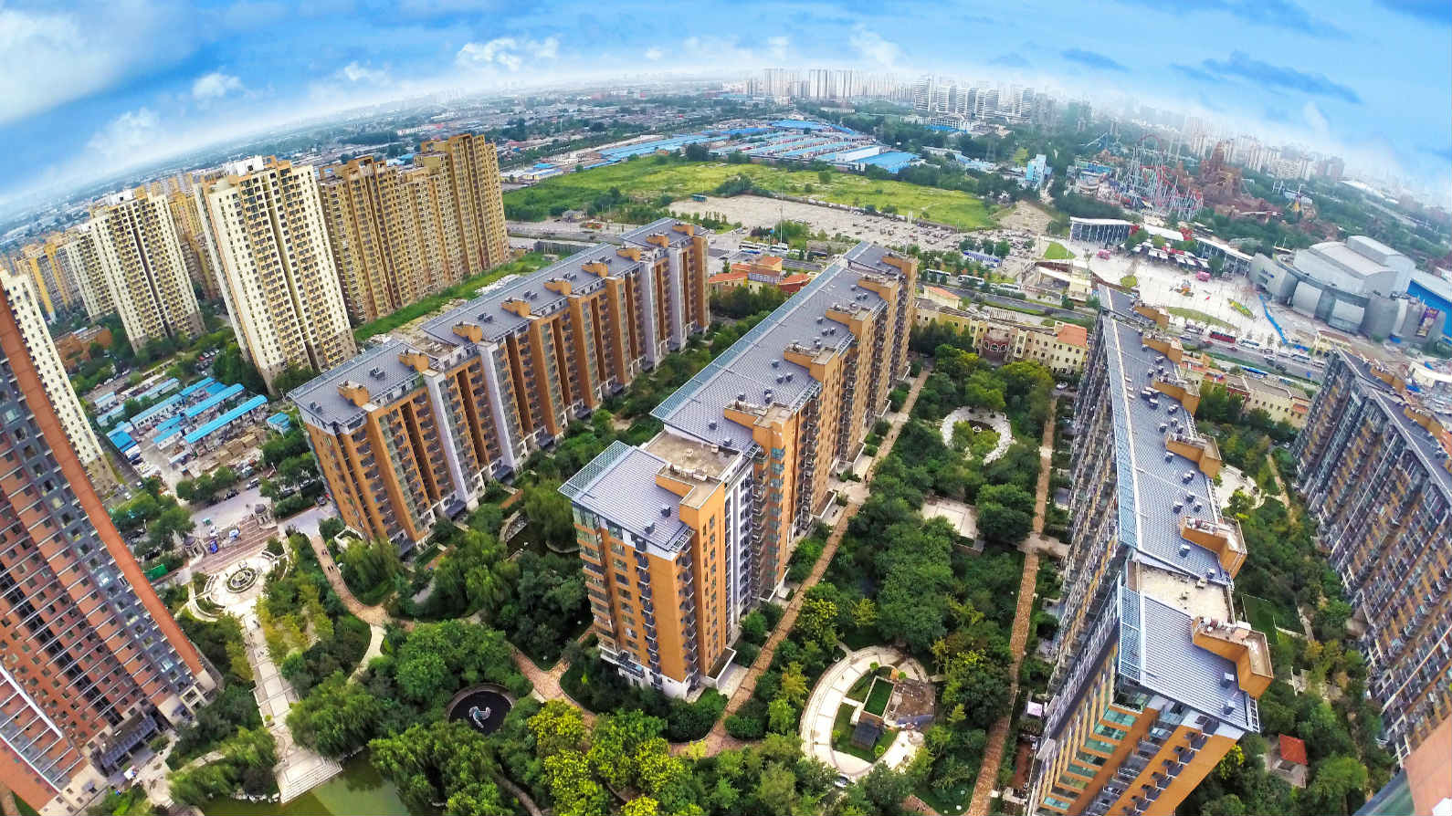 China vows consistent financial policy to curb housing speculation: central bank