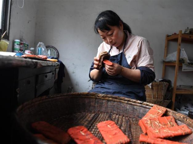Huizhou inkstick in Anhui