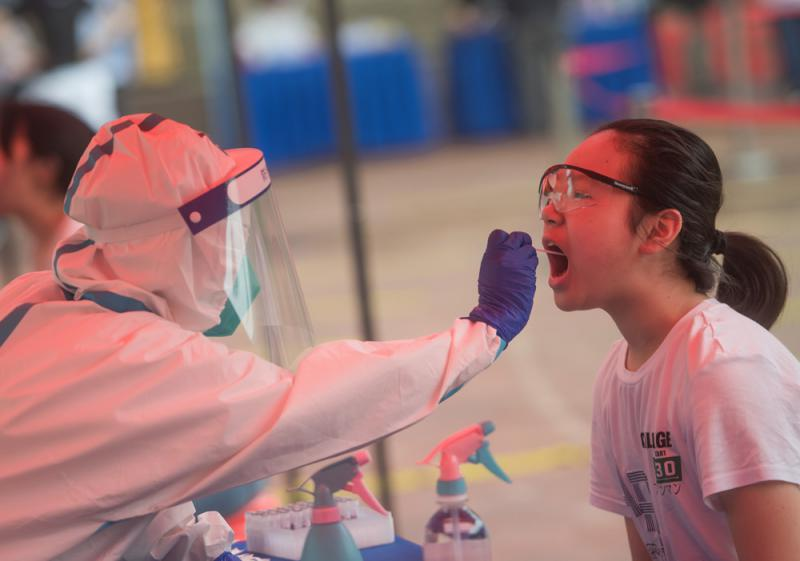 Wuhan completes mass COVID-19 screening