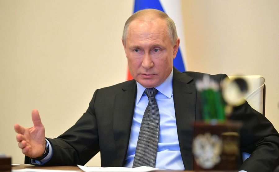 Putin agrees to declare state of emergency in Arctic Norilsk due to fuel spill