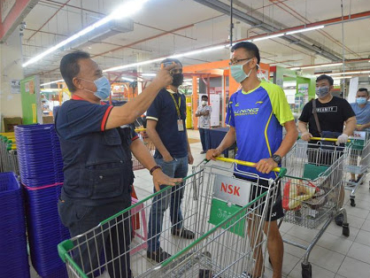 Malaysia reports 277 new COVID-19 cases, bringing total to 8,247