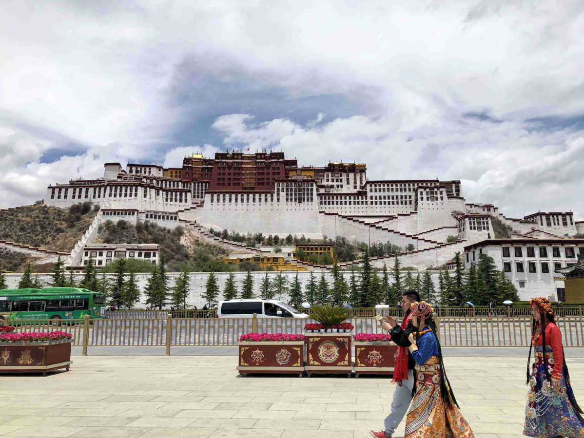 Potala Palace reopens, with limits