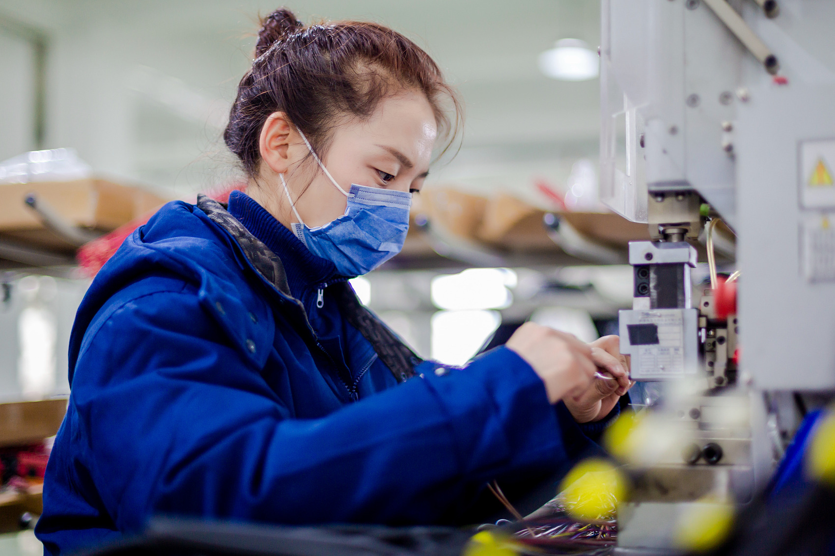 Training to help rural folk find jobs