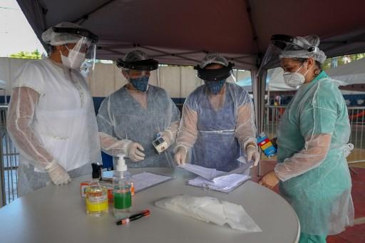 Brazil virus toll surges to third-highest in world
