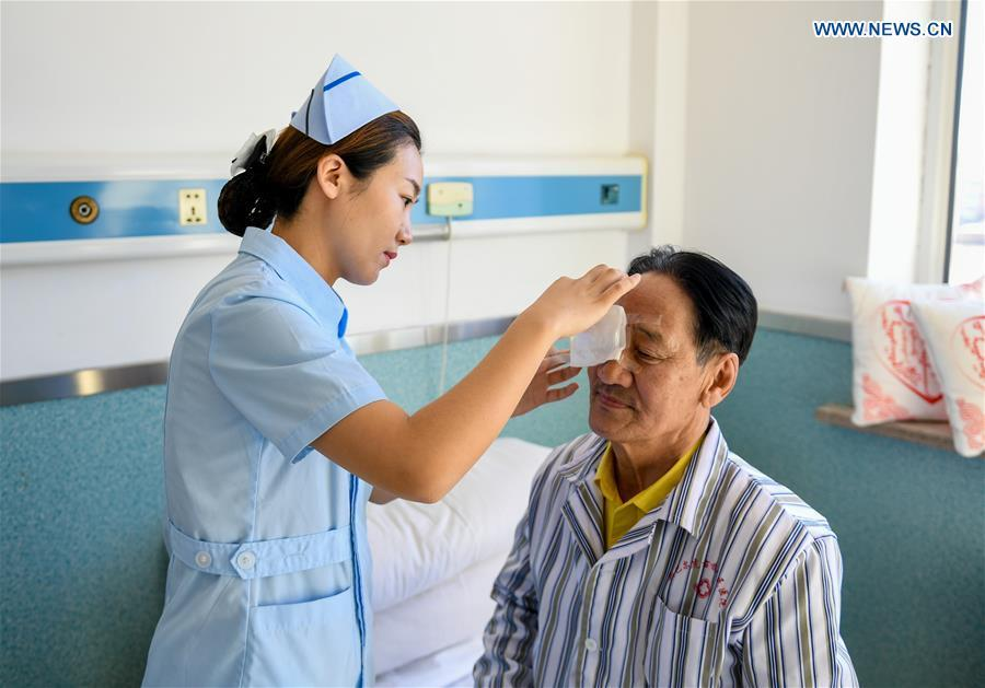 Over 190,000 poor cataract patients receive free treatment in China