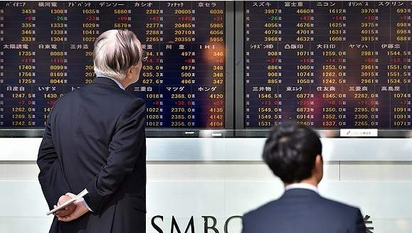Tokyo stocks open lower on profit-taking, US jobless rate eyed