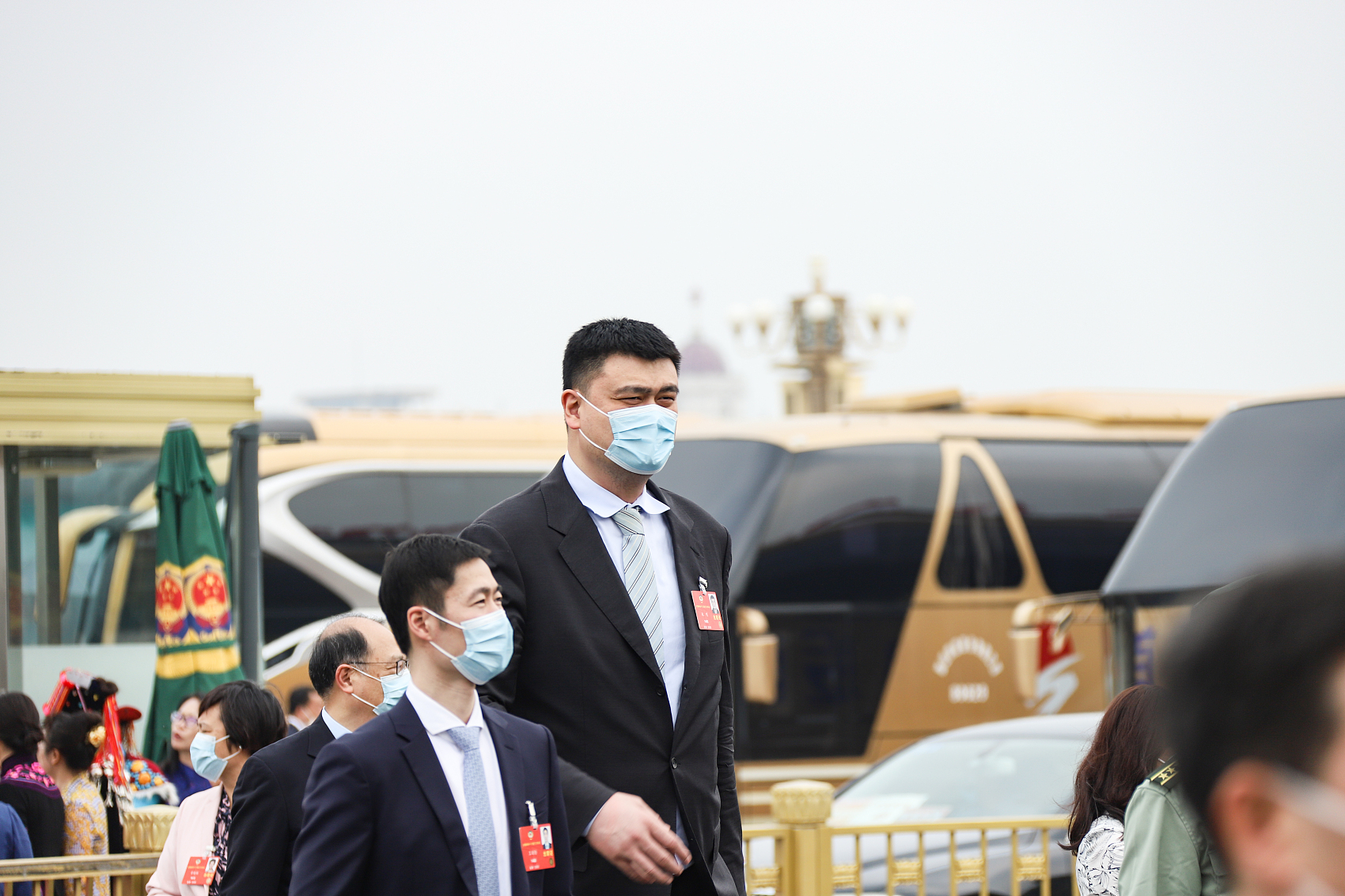 Yao Ming on CBA restart: 'Everything is just beginning'