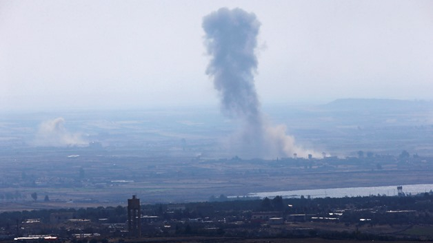 Israeli missile attack on central Syria causes no casualties