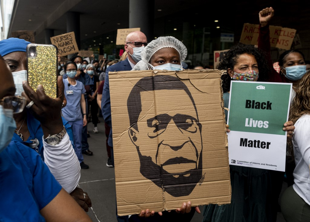 Black Americans suffer from generations of economic marginalization
