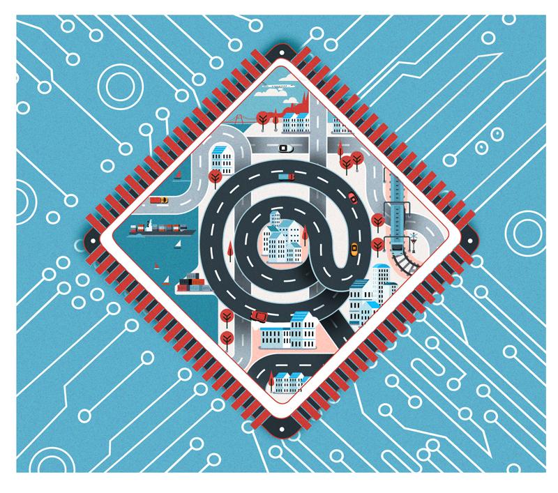 Digital economy a new growth engine