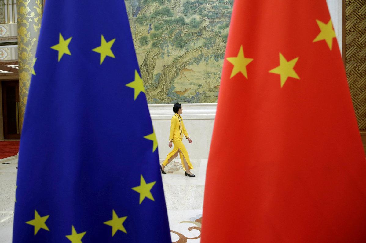 China-EU trade deal still on track