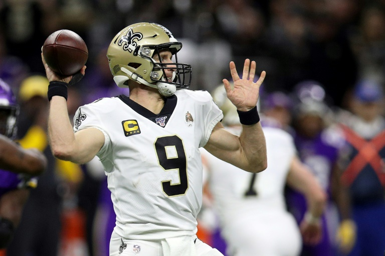 Fury as Saints ace Brees criticises NFL kneeling protests