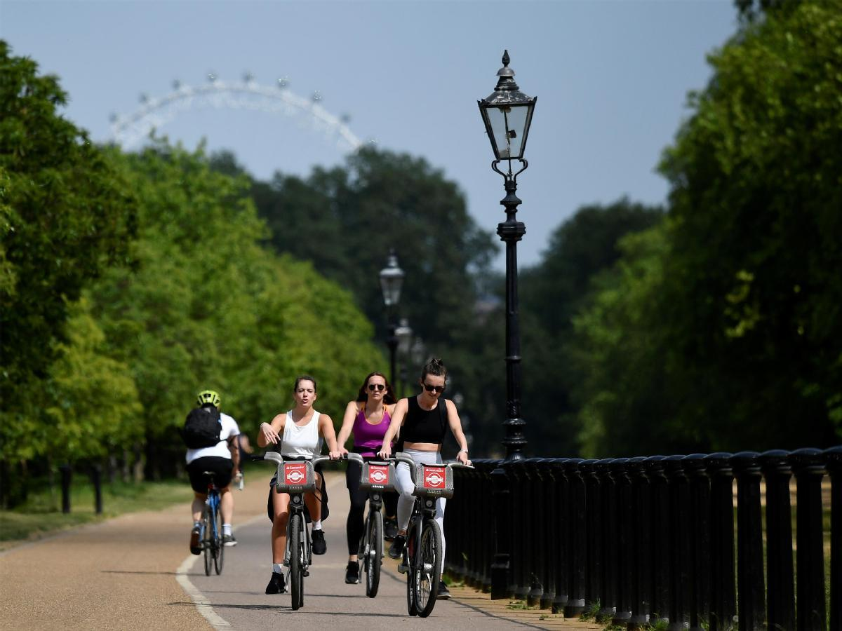 Cities worldwide aim to pedal into new future