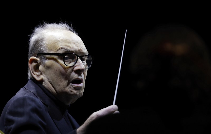 Spain: Composers Williams, Morricone honored for film scores