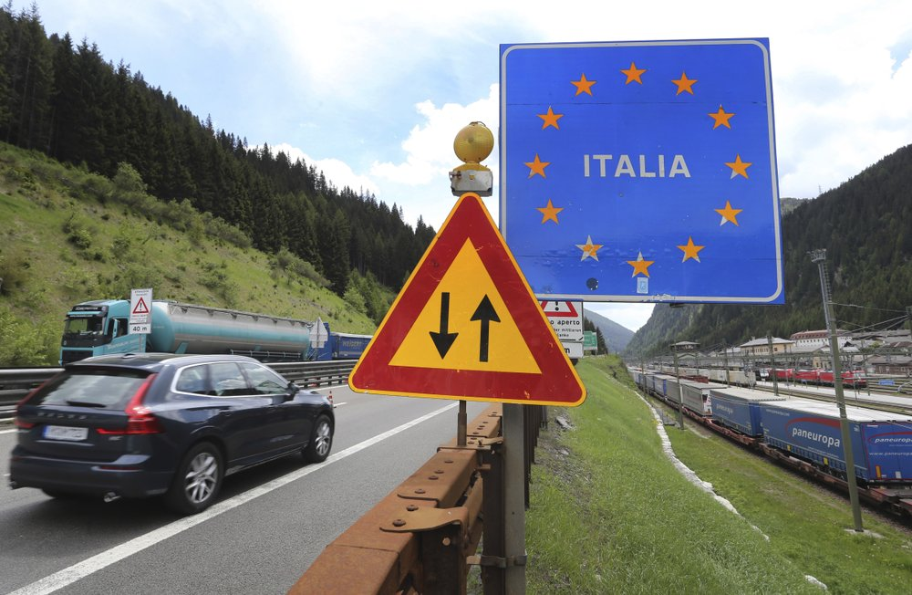 EU wants borders free of virus restrictions by end of June