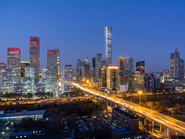 China focuses on socioeconomic development