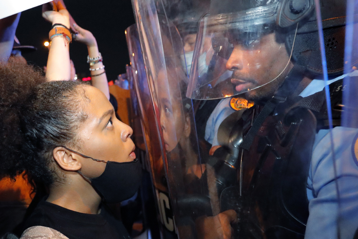 Facebook says it found no foreign interference in Floyd protests