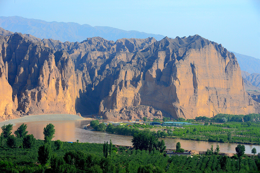 Stronger protection urged for Yellow River