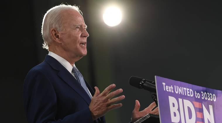 Biden clinches Democratic presidential nomination