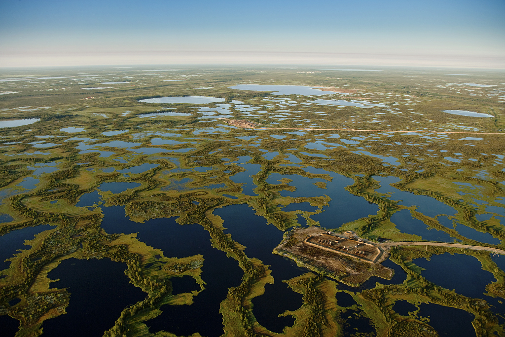 Worst spill in Arctic history caused permafrost to melt