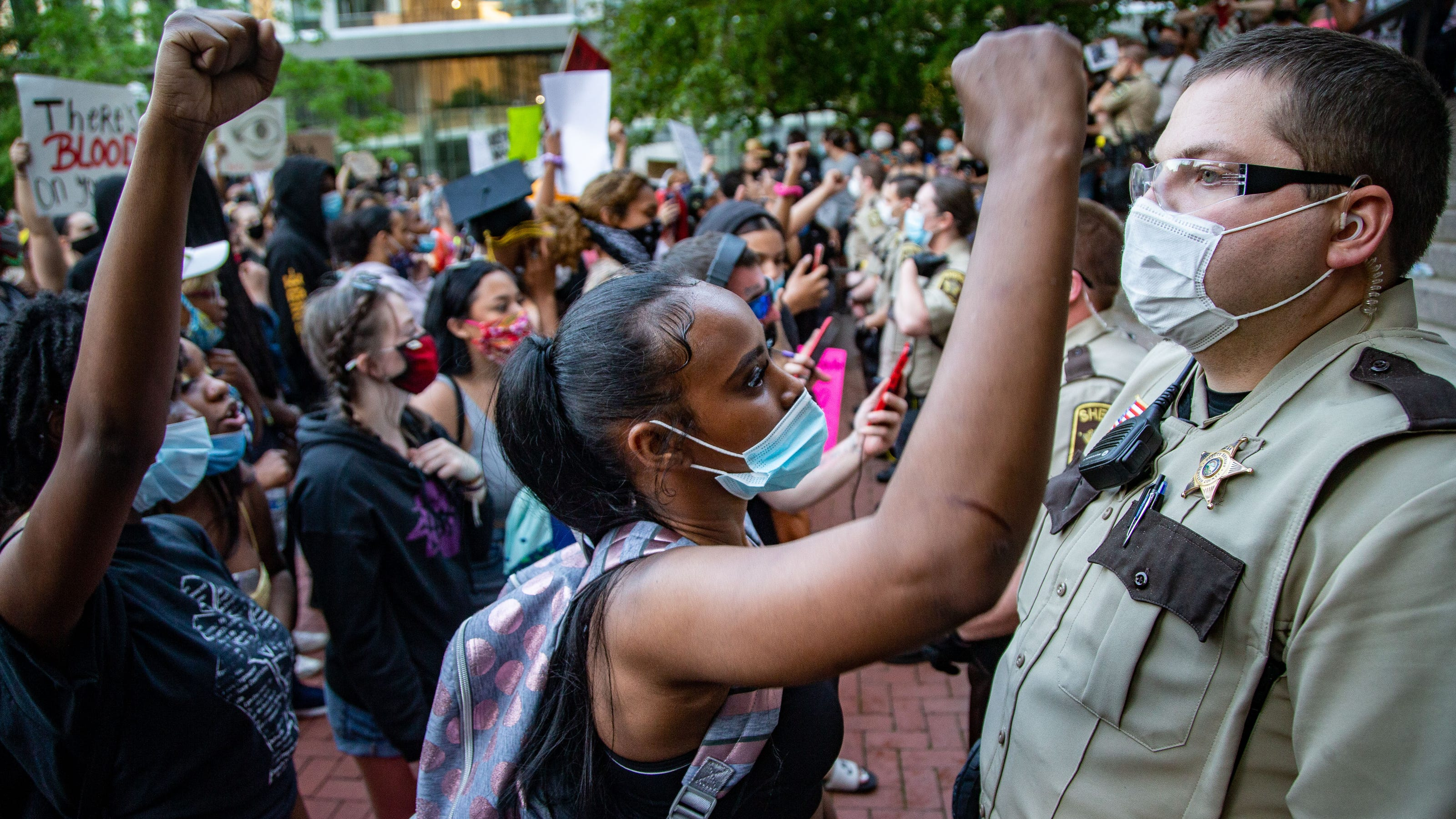 Washington, other US cities gear for more protests over police brutality