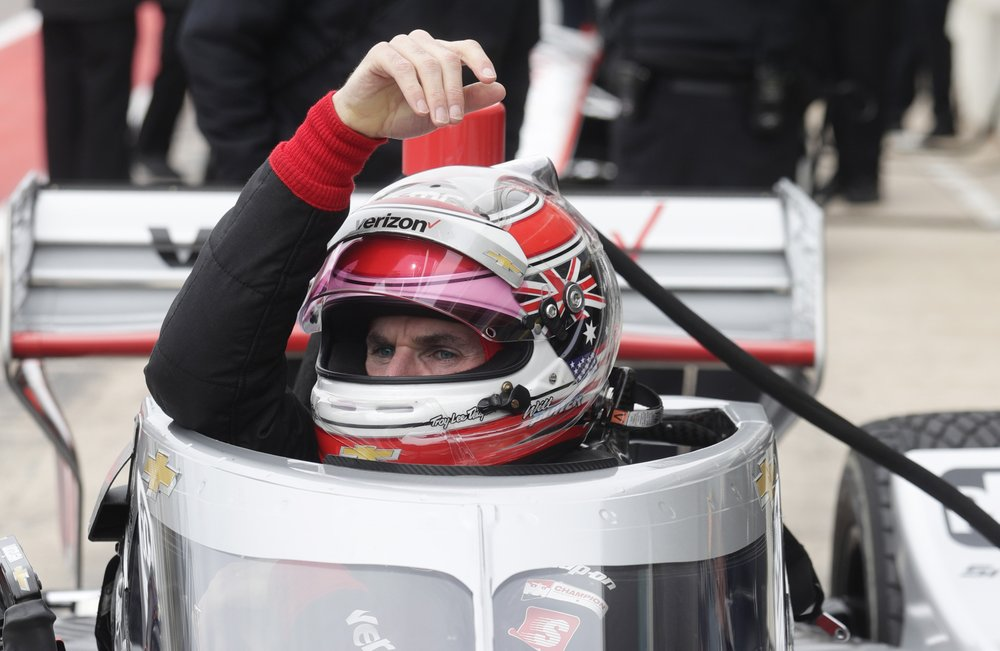 IndyCar drivers uncertain how aeroscreen will work at Texas