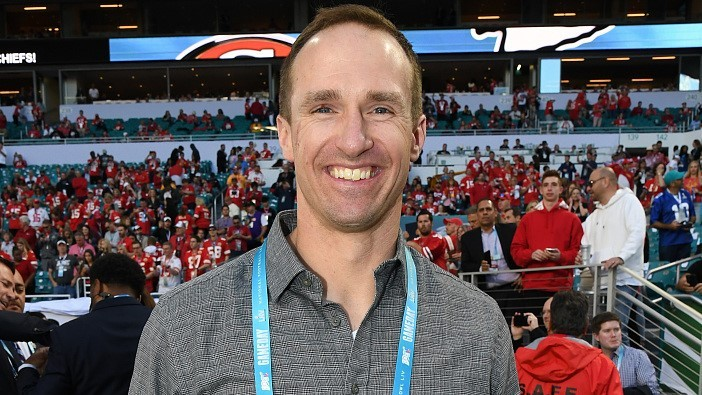 Brees responds to Trump: We can't use the American flag to distract people