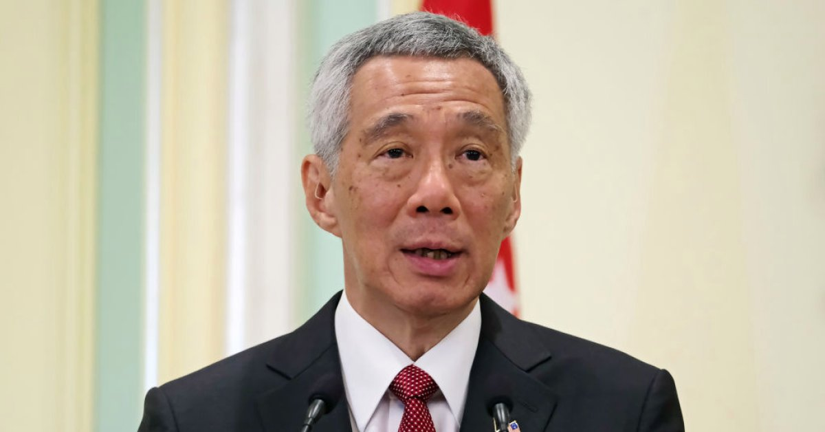 Singaporean PM calls for cooperation between China, US