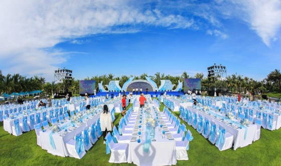 Wedding ceremony for heroes of the pandemic held in Sanya