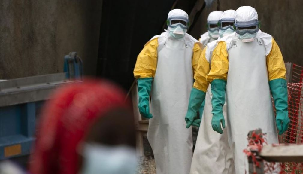 Women hit as DR Congo faces triple threat of COVID-19, Ebola and measles