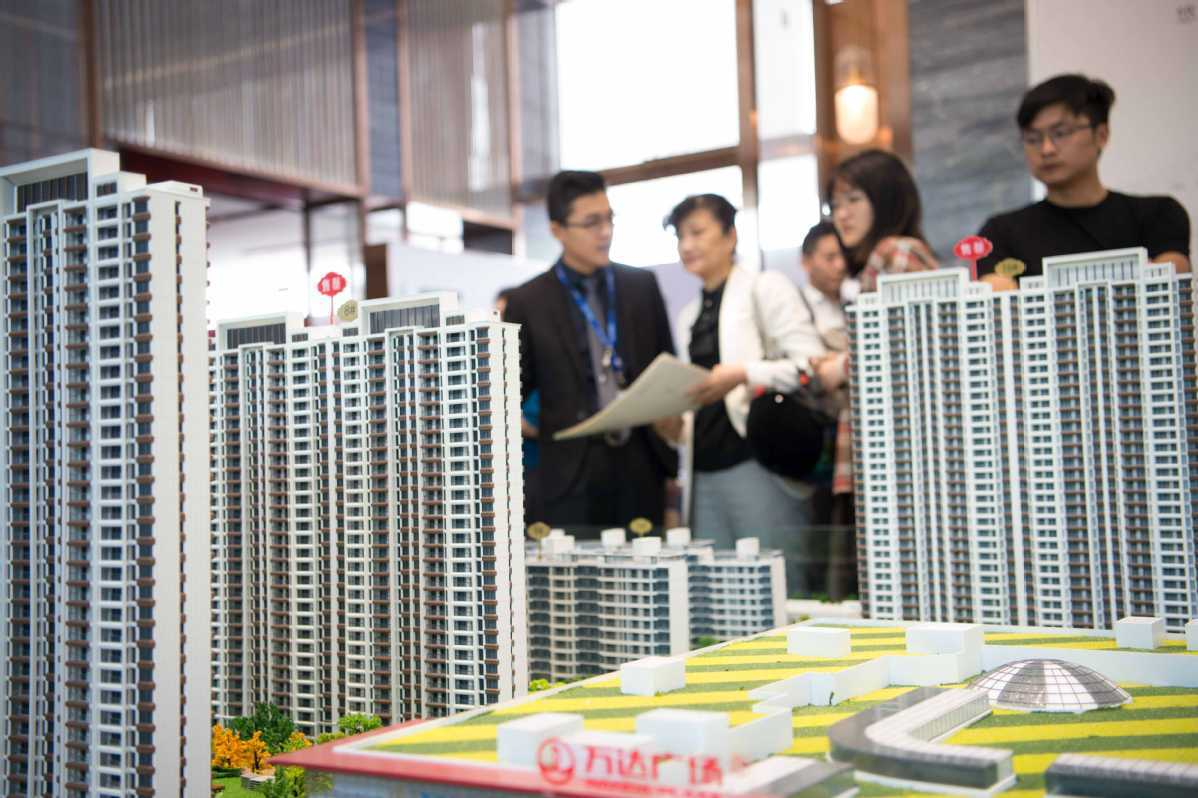 China's home prices slightly up in May
