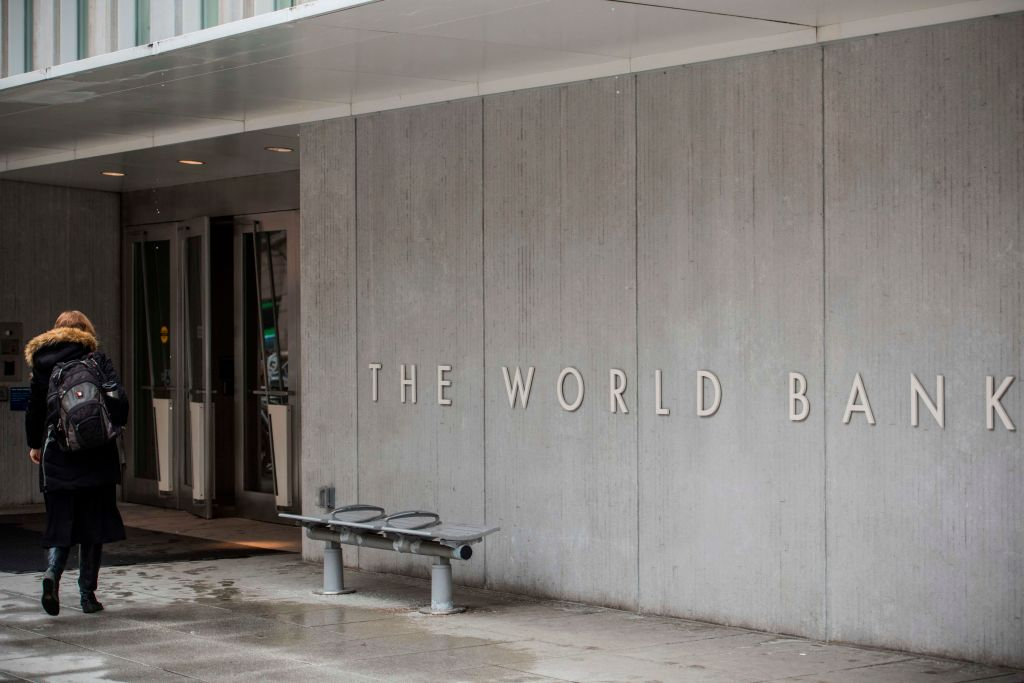 World Bank projects global economy to shrink by 5.2 pct in 2020