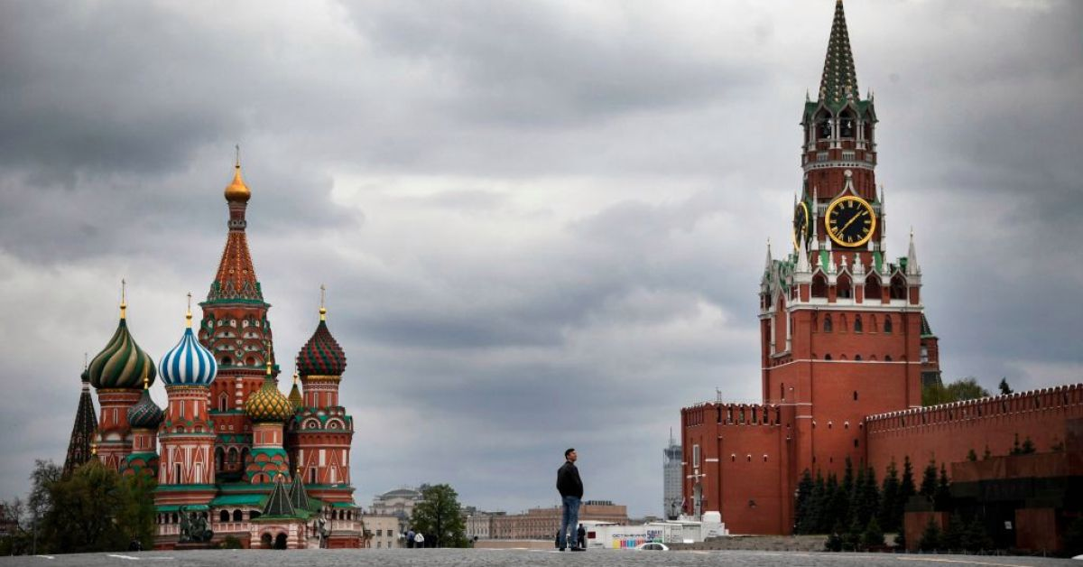 Russia announces first steps to ease border restrictions over virus