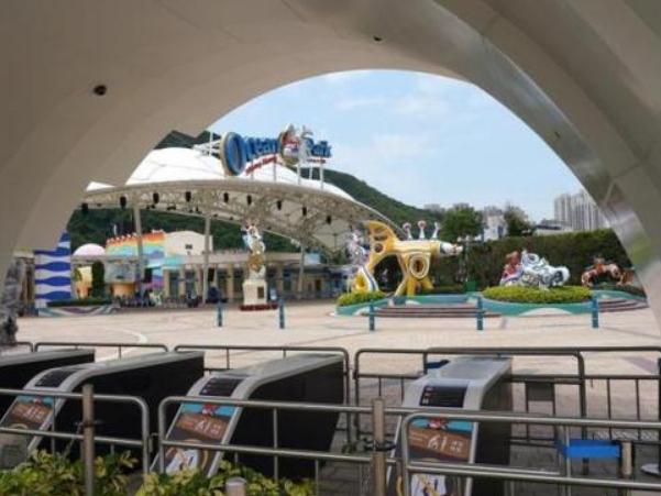 Hong Kong's Ocean Park, Disneyland to reopen soon, book fair on schedule in July