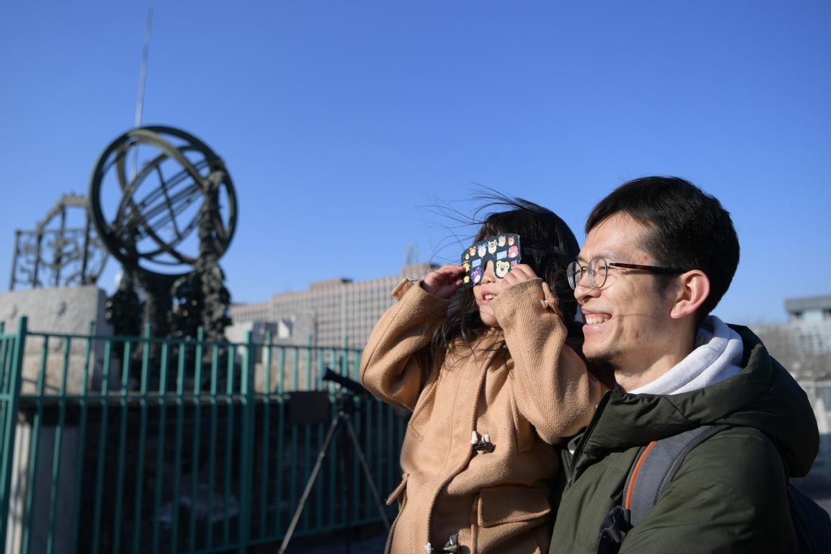 Majority of Beijingers recognize city's air quality improvement