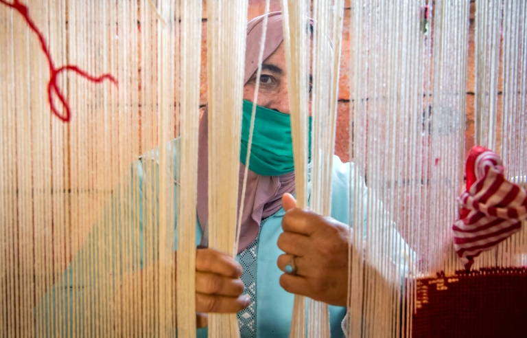 Morocco artisans fear 'knockout punch' from virus
