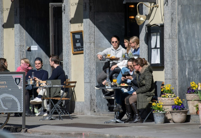Sweden didn't lock down, but economy to plunge anyway