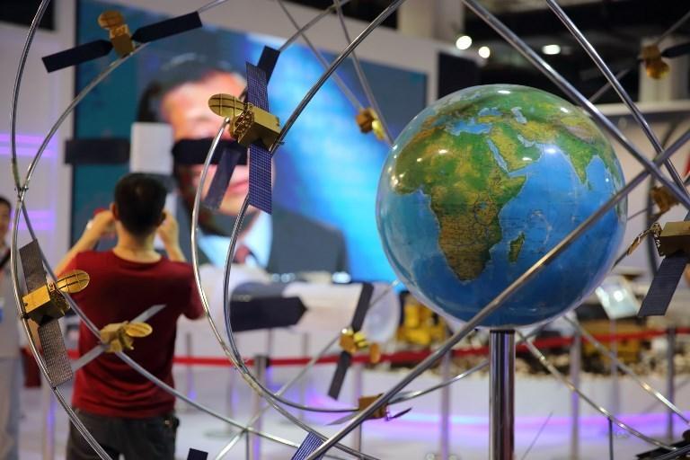 China tests inter-satellite links of BeiDou navigation system