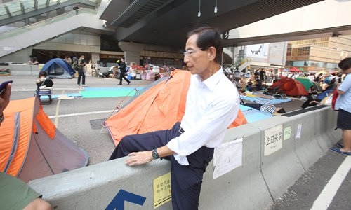 HK riot leader denounces violence, secessionism due to new security law