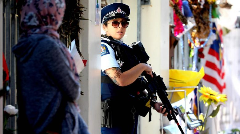 Eyeing US, New Zealand drops plans for armed police patrols