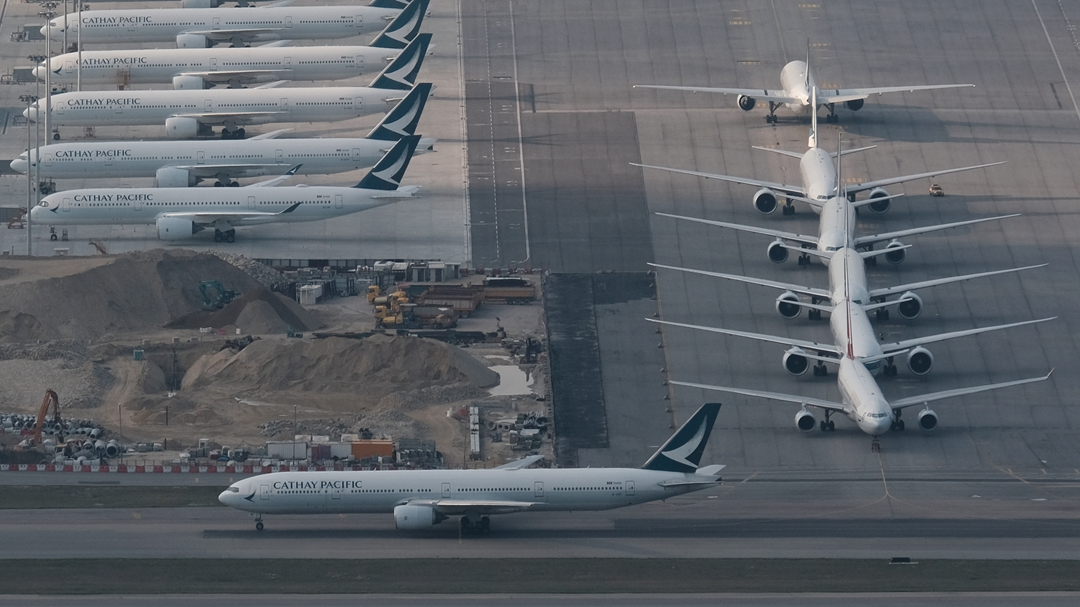 Cathay Pacific announces $5 bln recapitalization plan