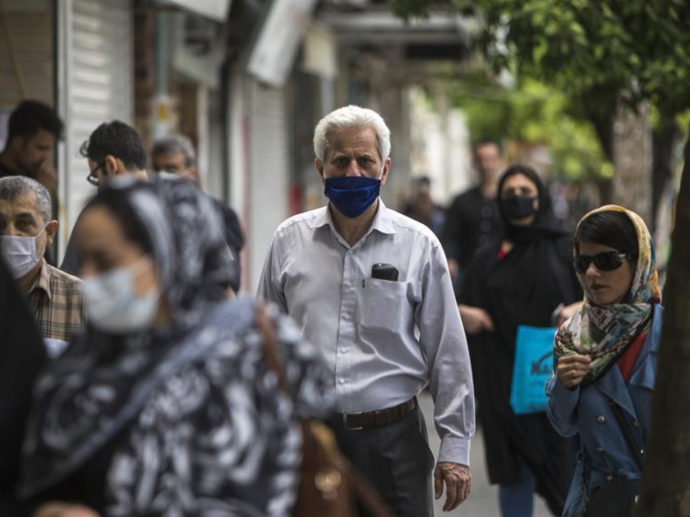 Iran's COVID-19 cases rise to 175,927 with 2,095 new infections